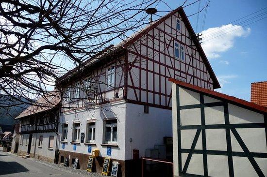 Gemeindeschänke Heldra