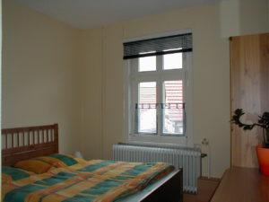 Doppelzimmer 1 der Gemeindeschänke Heldra