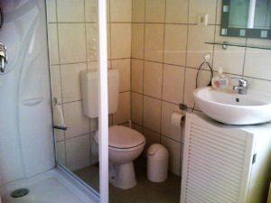 Doppelzimmer 2 - Badezimmer