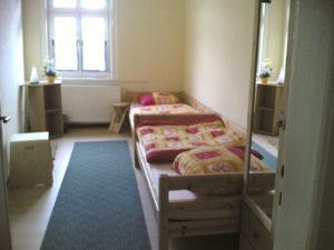 Ferienwohnung Schlafzimmer Einzelbett